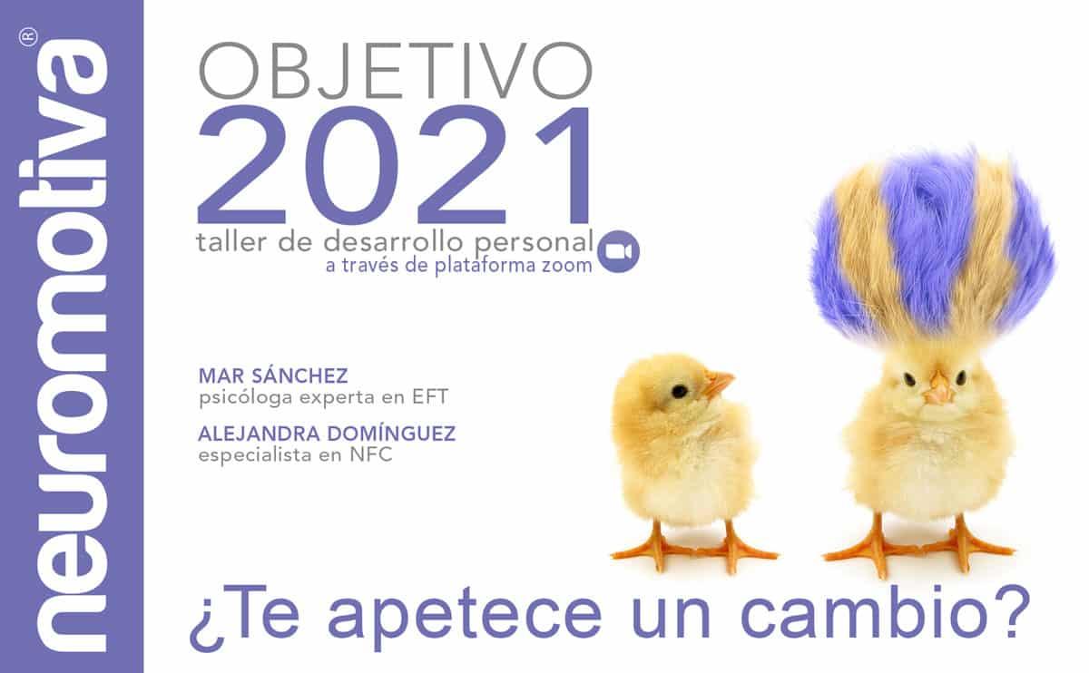 objetivo 2021